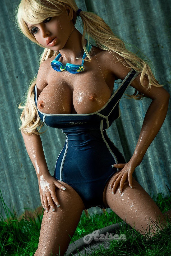 """""""Ashley"""" - My Realistic Sex Doll with Beautiful, Large Breasts."""