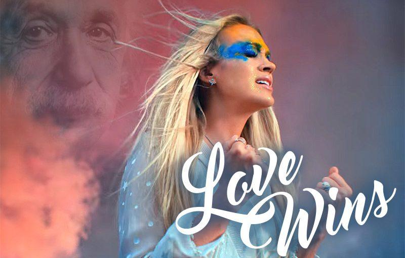 Carrie Underwood – Love Wins – (with Lyrics)